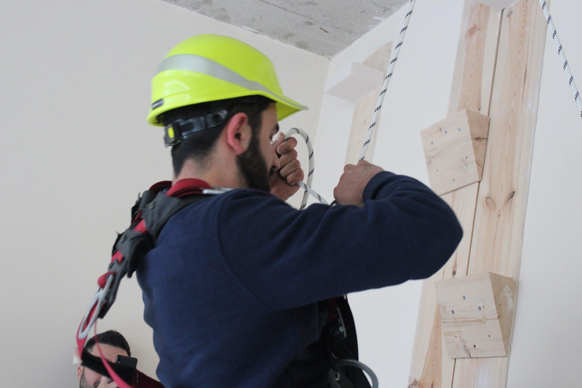 შრომის უსაფრთხოება - პრაქტიკული სწავლება